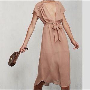 Reformation Thalia Midi Dress